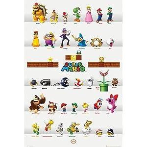 Super Mario Charaktere...