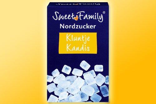 Sweet Family Nordzucker, Kluntje Rock Candy, 2.2 lbs