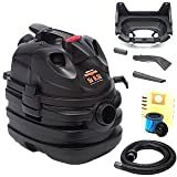 Shop-Vac 5872510 6.5 HP Professional Heavy Duty Portable Vacuum - 5 Gallon Capacity