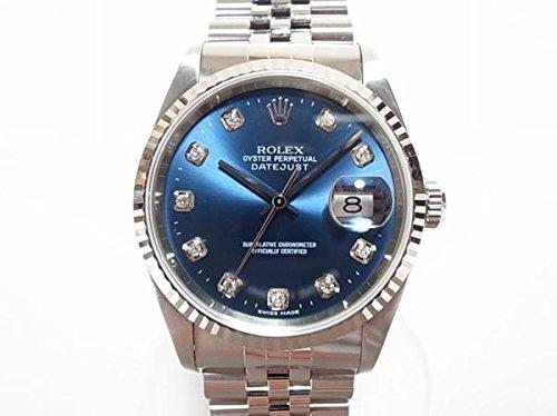 ROLEX(ロレックス) 腕時計 デイトジャスト 16234G K番 中古