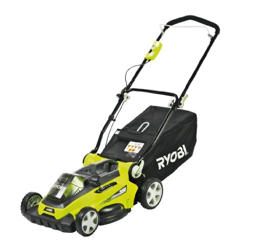 tondeuses et tracteurs ryobi 5133001853 tondeuse sans fil. Black Bedroom Furniture Sets. Home Design Ideas