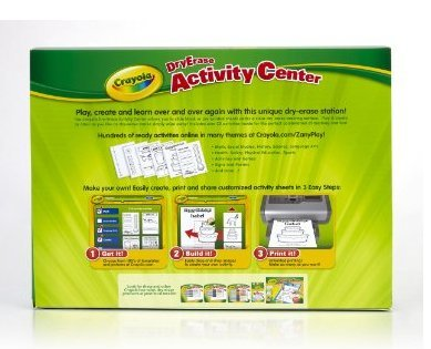 Game / Play Crayola Dry Erase Activity Center, activity, center, dry, erase, activity, center, dry Toy / Child / Kid детская футболка классическая унисекс printio мачете