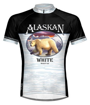 Buy Low Price Primal Wear Men's Alaskan White Cycling Jersey – ALWHJ20M (B004C3104G)