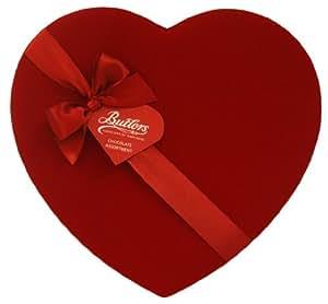Butlers Velvet Heart Chocolate Box 225 g
