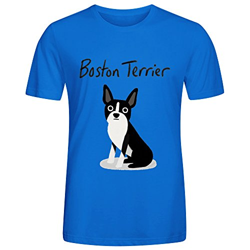 Boston Terrier Csp Tee For Men Blue (Boston Honey Company compare prices)
