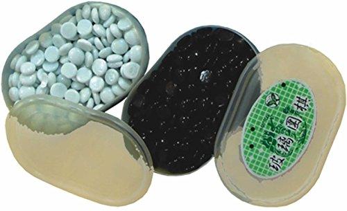 Jouetprive-Set de pierres du jeu de GO Alina