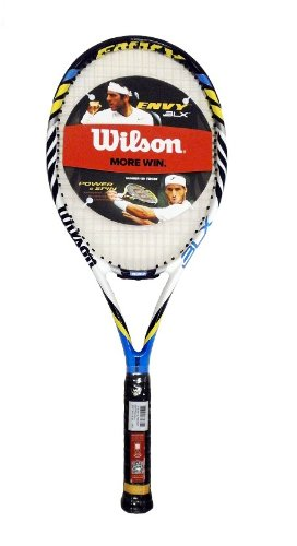 Wilson Envy BLX Tennis Racket RRP £170 L4