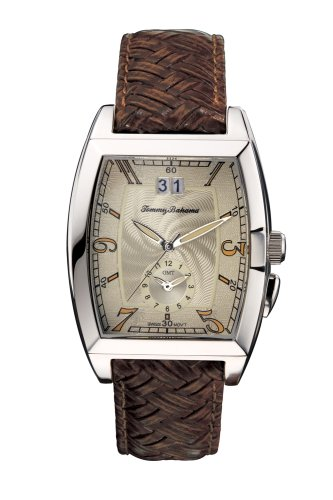 Tommy Bahama Men's Spray Dial Watch #TB1086 - Buy Tommy Bahama Men's Spray Dial Watch #TB1086 - Purchase Tommy Bahama Men's Spray Dial Watch #TB1086 (Tommy Bahama, Jewelry, Categories, Watches, Men's Watches, Dress Watches, Leather Banded)