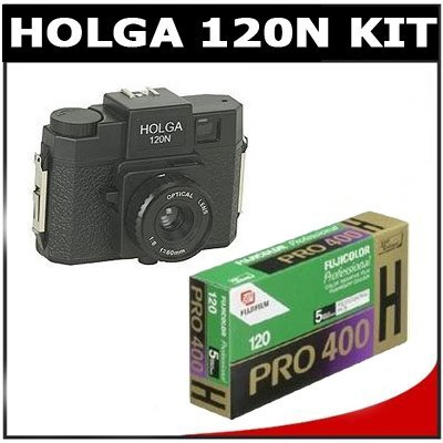 Why Should You Buy Holga 120N Medium Format Fixed Focus Camera with Lens with Fujifilm Fujicolor Pro...
