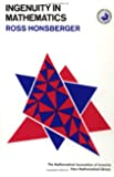 Ingenuity in Mathematics (Anneli Lax New Mathematical Library)