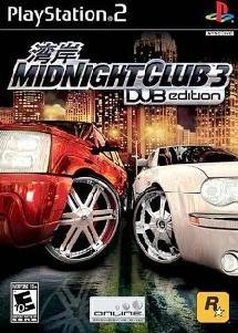 Rockstar Games-Midnight Club 3 (DUB Edition)