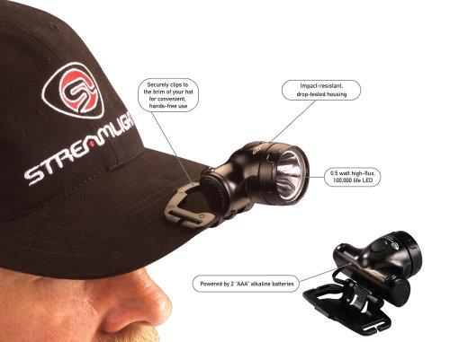 Streamlight Enduro Impact Resistant Headlamp Elastic