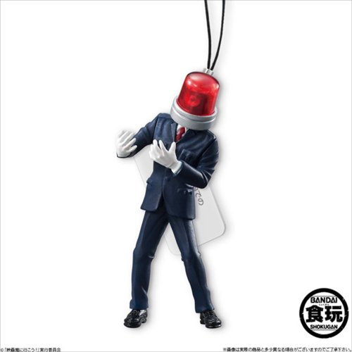 NO MORE 映画泥棒 コレクション フィギュア 10個入 BOX (食玩・ガム)