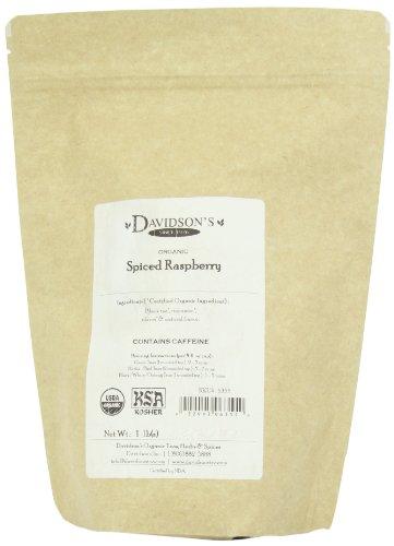 Davidson'S Tea Bulk, Spiced Raspberry, 16-Ounce Bag