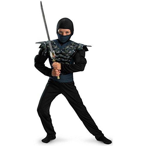 GSG N (Childrens Camouflage Ninja Costumes)