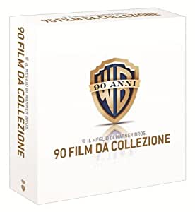 Warner Bros 90 Film Da Collezione 100 Dvd Libro Italia