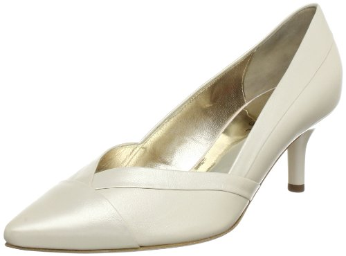 Högl shoe fashion GmbH 5-105533-09000 Pumps Women Ivory Elfenbein (champagn 0900) Size: 37.5