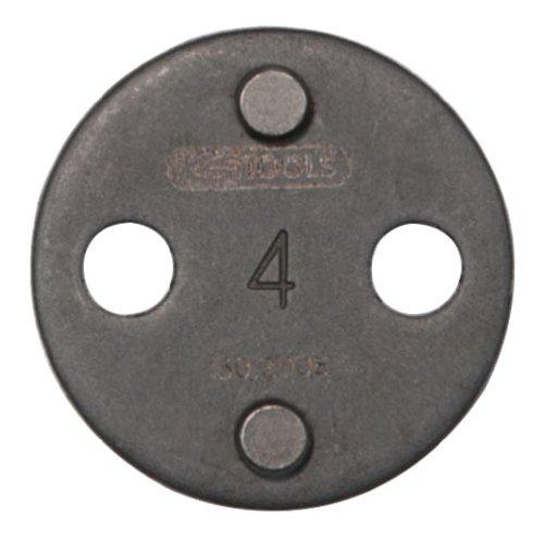 KS Tools 150.2006 - Adattatore 4 per utensile per la lavorazione dei pistoni dei freni, diametro: 32 mm