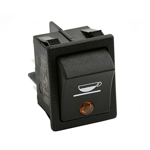 Rancilio Silvia Brew Switch / Tecna Coffee Switch - OEM Part Number: 34030047 (Coffee Rancilio compare prices)