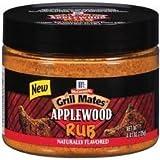 McCormick APPLEWOOD RUB 4.41oz (4 Pack)