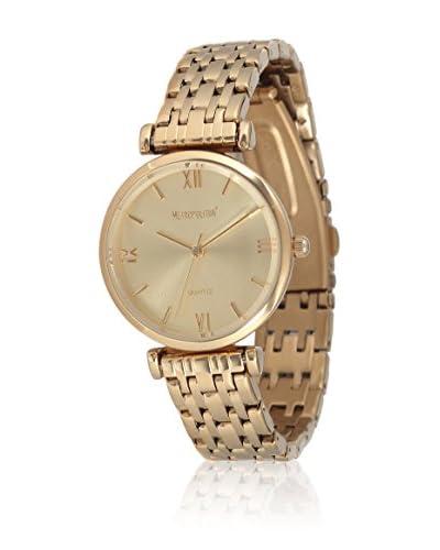 Metropolitan Reloj de cuarzo  Oro 31.5 mm