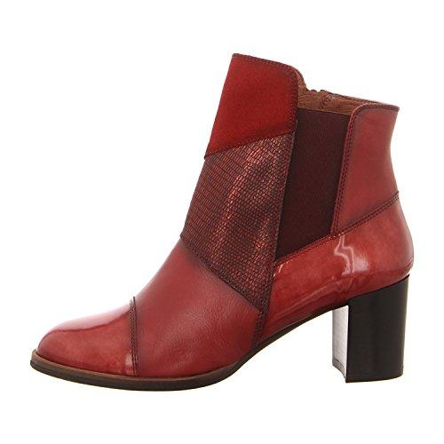 Hispanitas Hi64089, Stivali donna, Rosso (rosso), 36