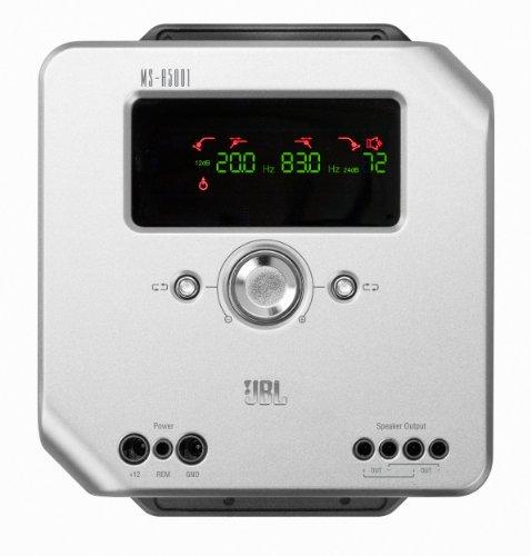 Jbl Ms-A5001 500 Watt X 1-Channel Subwoofer-Amplifier