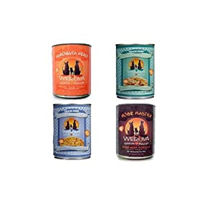 Weruva Variety Pack Canned Dog Food, (Pack of 12 cans)