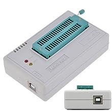 Signstek Universal USB MiniPro EEPROM FLASH BIOS Programmer AVR GAL PIC SPI Support 40 Pin
