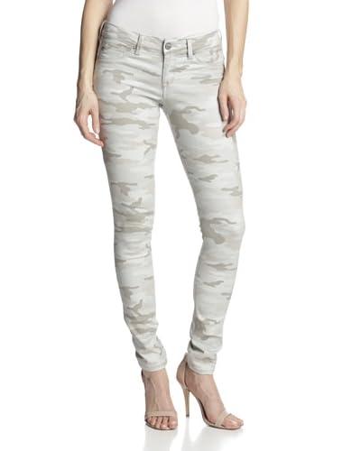 Fade to Blue Women's Camo Skinny Jean