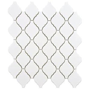 Floor and Wall Tile (10 Pcs, 7.4 Sq. Ft. Per Case) - Ceramic Tiles