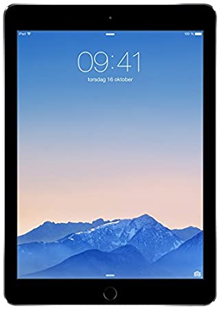 Apple iPad Air 2 WiFI+4G 16GB SpGrey, MGGX2KN_A