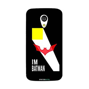 PosterHook Batman Designer Case for Moto G2