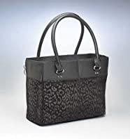 Traditional Open Tote Consealed Carry Black