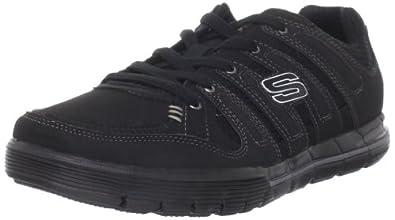 Skechers Sport Men's Arcade II Sneaker,Black,7 M US