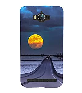 Sunset Drive 3D Hard Polycarbonate Designer Back Case Cover for Asus Zenfone Max ZC550KL :: Asus Zenfone Max ZC550KL 2016 :: Asus Zenfone Max ZC550KL 6A076IN