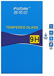 Pudini Tempered Glass Screen Protector for OnePlus 2 ( 9H Hardness & 2.5D Curved )
