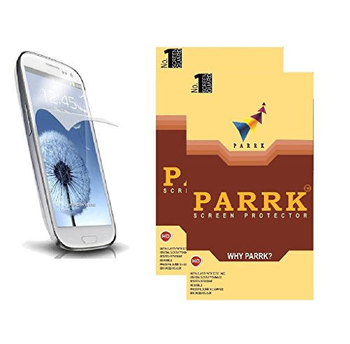 PARRK Diomond Screen Guard for Samsung Primo S5610 Pack of 2  available at amazon for Rs.199
