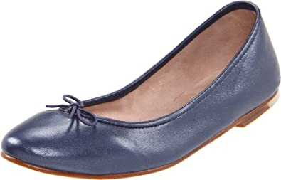 Bloch London Women's Fonteyn Ballet Flat,Patriot Blue,42 EU/12 M US