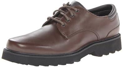 Rockport Men's Northfield Oxford,Dark Brown,6 W US
