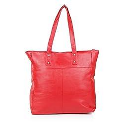 Alessia74 Women's Handbag (Red) (PBG465D)