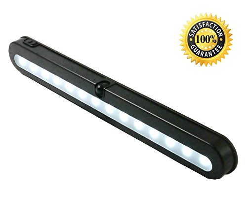 RhinoTeck T01B NEW 14 LED Super Bright Battery Operated