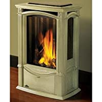 Napoleon Gds26 Castlemore Cast Iron Natural Gas Stove - Summer Moss