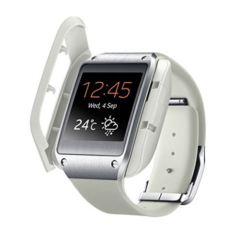 samsung ee dv700bjeg caricabatteria da tavolo per smartwatch galaxy gear light beige. Black Bedroom Furniture Sets. Home Design Ideas