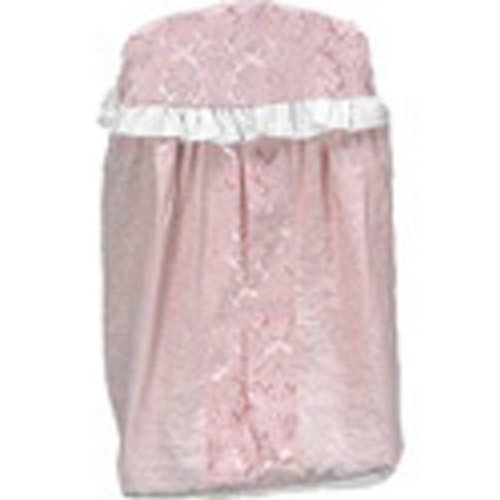 Baby Doll Bedding Queen Diaper Stacker, Pink