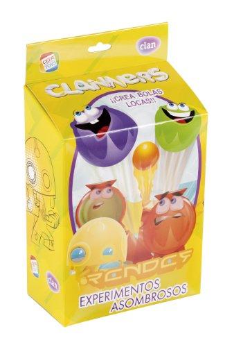 Imagen principal de Cefa Toys 21719 Experimentos Asombrosos Clanners