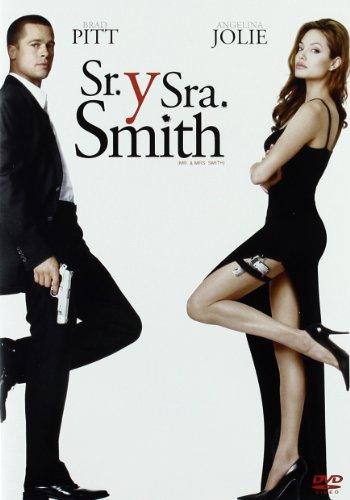Sr. & Sra. Smith [DVD]