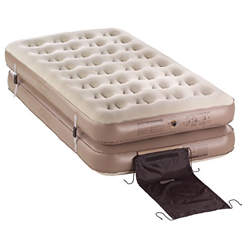 Coleman 4-in-1 EasyStay Twin/King Airbed (Coleman Camping Air Bed compare prices)