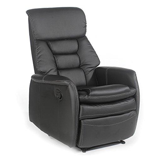 Fernsehsessel-Relaxsessel-XXL-Sessel-SOPHIE-mechanisch-regelbare-Liegefunktion-in-Kunstleder-in-schwarz