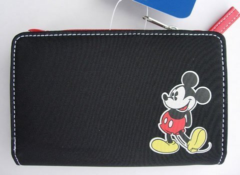 Just Disney Mickey Mouse Wallet Coin Purse